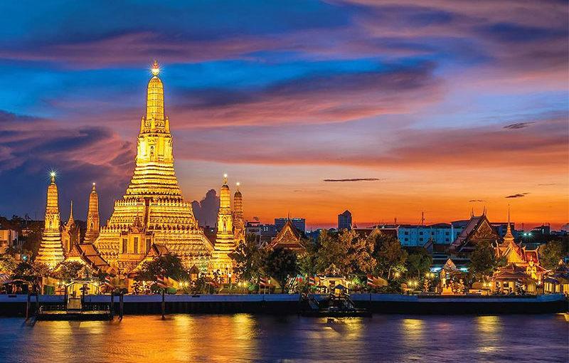 วัดและอารามหลวงในไทยถูกแบ่งระดับอย่างไร