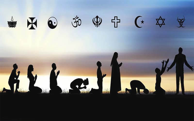 องค์ประกอบศาสนา